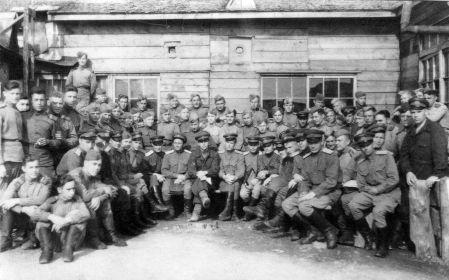 12 БАП 334 БАД. 1949. Сахалин. Фото из архива семьи Мордашова Б. Т.
