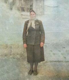 Волошина Прасковья Леонтьевна