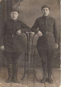 Попов Федор Федорович, справа