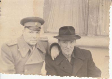 Новак Георгий и Николай Степановичи