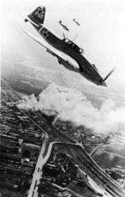 Ил-2, советский штурмовик, материальная часть 198 штурмового авиационного Волковыскского Краснознамённого полка.