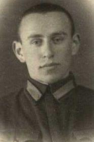 Младший лейтенант БЕЛОБОРОДОВ М. М.