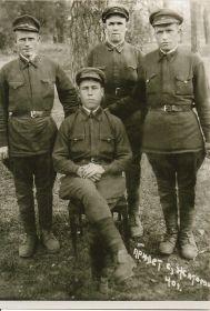 Участники Финской войны