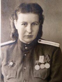 Ханасик Галина Андреевна