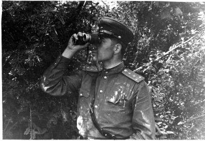 Попов Валентин Васильевич, гвардии капитан