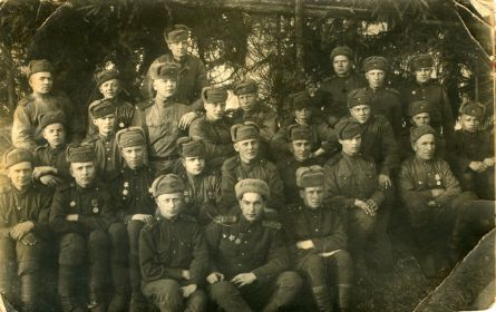 Развед.арт.дивизион 135-й Апабр