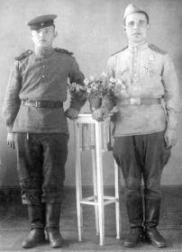 Клецков А. В. и Галкин Николай