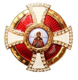 Орден святого благоверного Дмитрия Донского в честь 60-летия Победы.