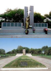 Братская могила расположенная в селе Гусек-Погореловка Призначенского сельского поселения Прохоровского района Белгородской области.