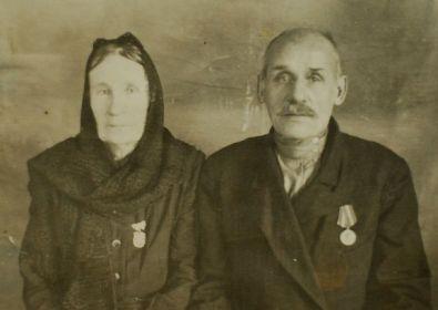 мать Анастасия Игнатьевна