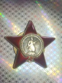 Орден Красной Звезды, № записи: 27773657