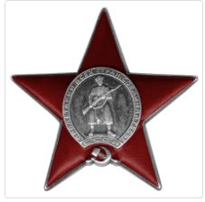 Орден Красной Звезды № записи: 1560718876