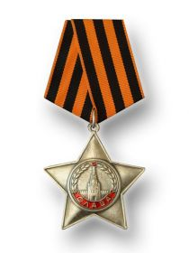 Ордена Славы III степени