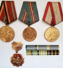 Некоторые Юбилейные Медали