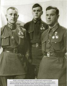 Лётчики - Герои Советского Союза