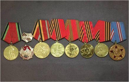 медали к юбилейным датам