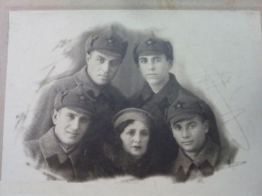 Микельян, Цэ, Барзали, Грингруза