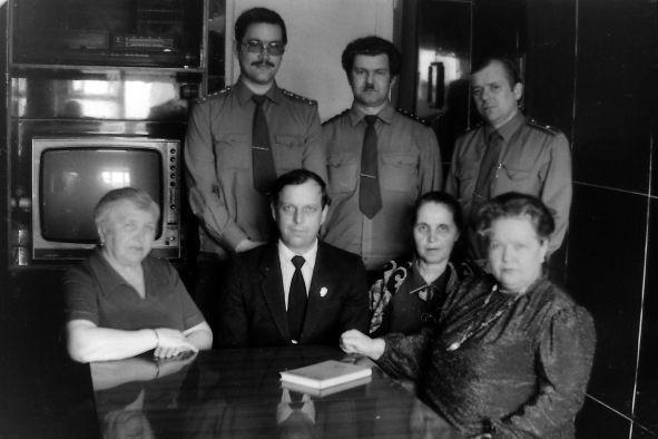Первая книга «Память», 1989 год