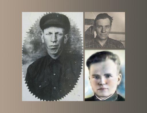 Не виделись с 41-го: трое братьев-сибиряков встретились на сайте Полка