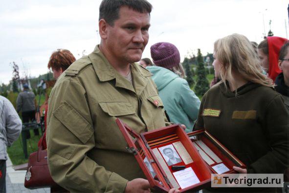 Поисковики обнаружили останки более 700 красноармейцев подо Ржевом