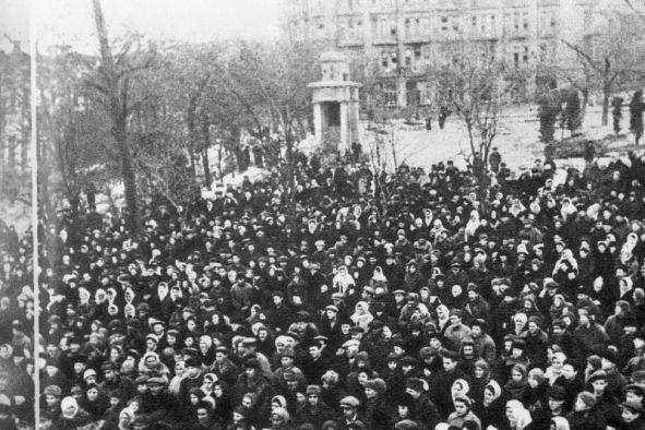 12 февраля памятная дата освобождения Краснодара