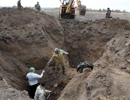 """Поисковики из отряда """"Курган"""" за год подняли останки 25 солдат и офицеров"""