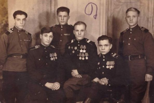 Орден Славы первой степени Павел Умрихин так и не получил