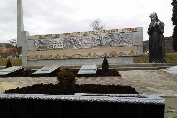 В 2021 году в Краснодарском крае реконструируют 27 воинских захоронений