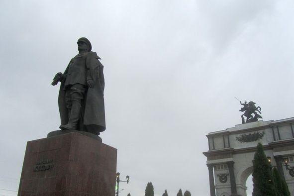 Перезахоронили останки курянина, погибшего во время Великой Отечественной