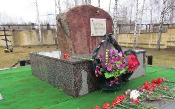На месте бывшего концлагеря в Брянске начались поисковые работы