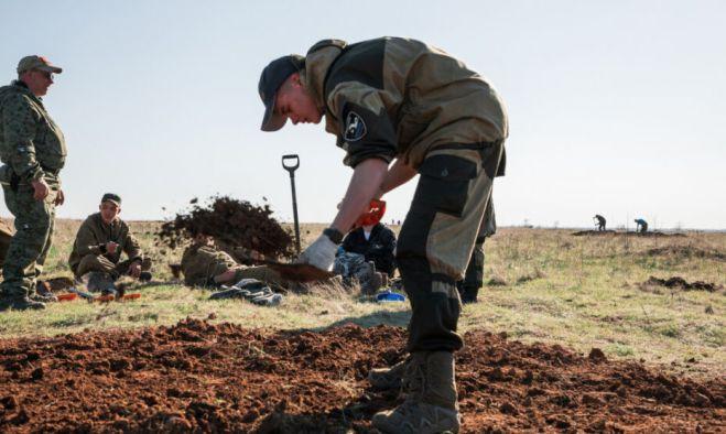 Ямальские бойцы установили имена трех бойцов
