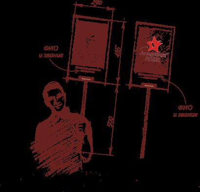 Где заказать транспарант/штендер в г. Осинники в 2016 году