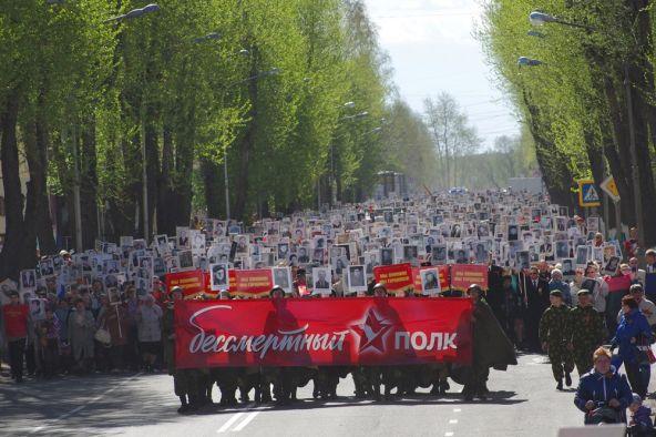 В Северодвинске началась подготовка к шествию