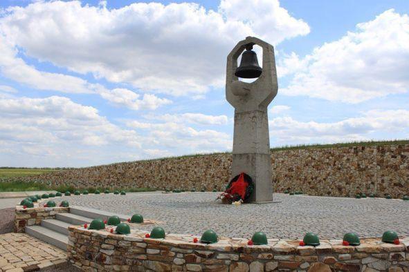 Погиб под Сталинградом