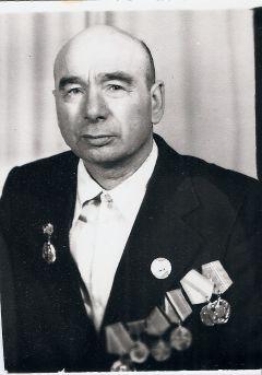 Алексеев Василий Никифорович