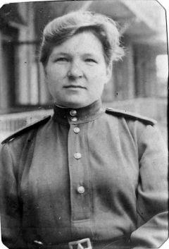 Лобанова Антонина Васильевна