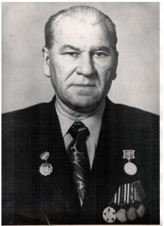 Михирев Николай Иванович