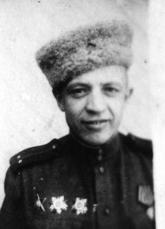 Григорьев Селиверст Михайлович