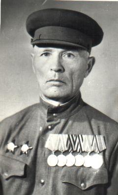 Жердев Серафим Алексеевич 1911 года рождения.