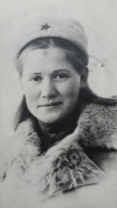 Ипатова Тамара