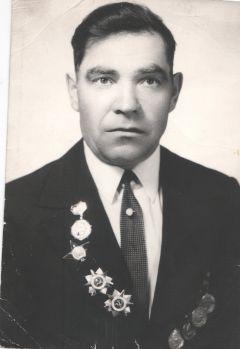 Князев Дмитрий Михайлович