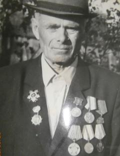 Старокожев Иван Никитович