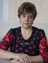 Павлютина Валентина Петровна