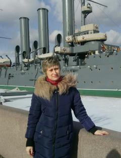 Горбачева Наталья Сергеевна