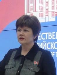 Конева Светлана Борисовна