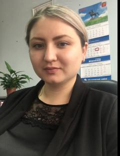 Дикая Виктория Владимировна