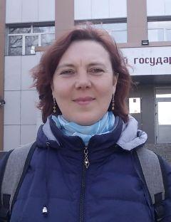 Боронихина Оксана Валентиновна