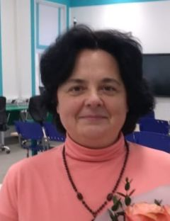 Козодой Маргарита Валентиновна