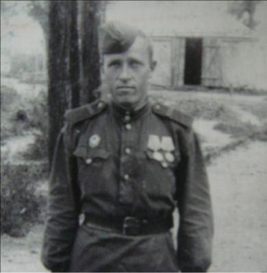 Ежов Павел Михайлович
