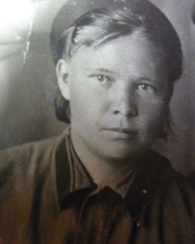 Лебедева (девичья-Чистобаева) Пелагея Михайловна